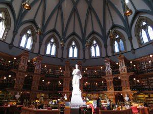 Bibliothèque du Parlement canadien